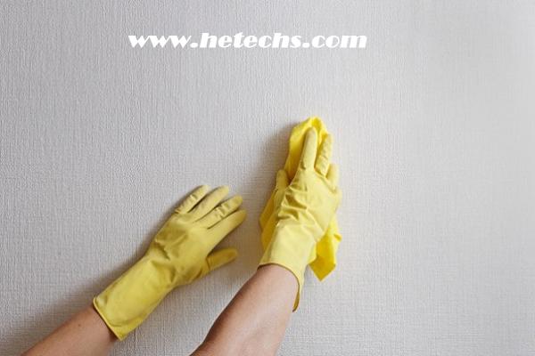 davur temizliği nasıl yapılır, duvar temizliği yapma, duvar temizleme işi
