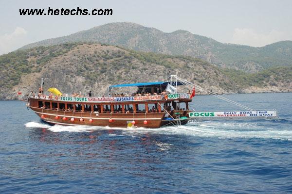 tekne turu nasıl yapılır, tekne turu nerelerde yapılır, tekne turu düzenleme