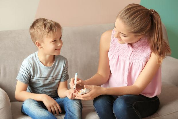 çocuklarda diyabet, diyabet belirtisi, diyabet hastalığı ve önlemleri